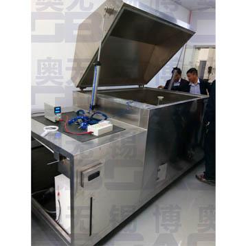 高低温交变湿热盐雾综合试验箱